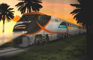 Possible train from Miami to Orlando by ALL ABOARD FLORIDA